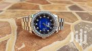 Rolex With Stones Silver Color | Watches for sale in Central Region, Kampala