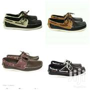 Leather Detailed Boat Shoes | Clothing for sale in Central Region, Kampala