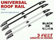 Roof Bars Silver And Black In Colour Available | Vehicle Parts & Accessories for sale in Central Region, Kampala