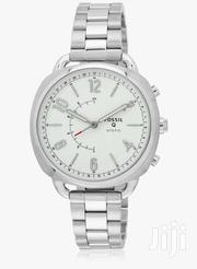 Fossil Women's Accomplice Stainless Steel Hybrid Smartwatch | Watches for sale in Central Region, Kampala