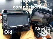 CAR RADIO UPGRADE FOR LANDCRUISER V8 2018. | Vehicle Parts & Accessories for sale in Central Region, Kampala