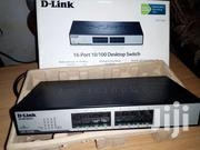 NETWORK SWITCH - D-LINK | Laptops & Computers for sale in Central Region, Kampala