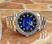 Silver Rolex With Stones Oyster | Watches for sale in Central Region, Kampala