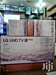 49inches LG Smart UHD 4k TV | TV & DVD Equipment for sale in Central Region, Kampala