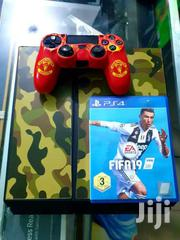 Ps4 With Fifa 19 And 2 Controllers | Video Game Consoles for sale in Central Region, Kampala