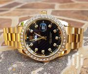 Golden Rolex With Stones | Watches for sale in Central Region, Kampala