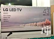 LG 43inches Flat Screen TV | TV & DVD Equipment for sale in Central Region, Kampala