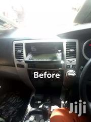 Car Radio Installation In Hilux Surf New Model.   Vehicle Parts & Accessories for sale in Central Region, Kampala