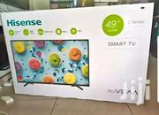 Hisense 49inches Smart Flat Screen TV | TV & DVD Equipment for sale in Central Region, Kampala