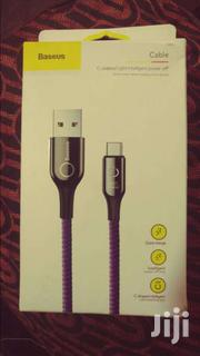 Original Baseus Type C Cable | Clothing Accessories for sale in Central Region, Kampala