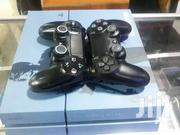PLAYSTATION 4 -PS4  WITH 2PADS & 3 GAMES | Video Game Consoles for sale in Central Region, Kampala