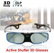 D-link Bluetooth Active Shutter 3D Glass For Samsung, LG, Sonytv EPSON | TV & DVD Equipment for sale in Central Region, Kampala