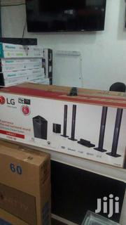 LHD 657 LG 1000 WATTS DVD HOME THEATRE BLUE TOOTH HDMI MUSIC SYSTEM | TV & DVD Equipment for sale in Central Region, Kampala
