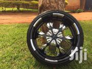 Joe Martins Rims Size 22 Low Profile For Harrier And Ford Explorer | Vehicle Parts & Accessories for sale in Central Region, Kampala