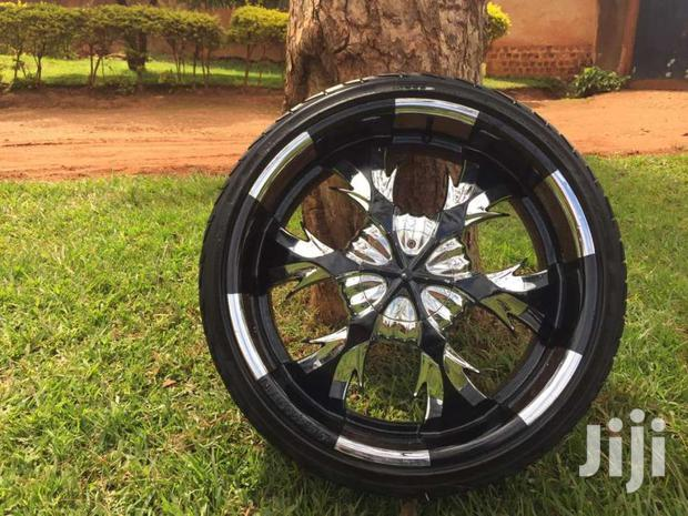 Archive: Joe Martins Rims Size 22 Low Profile For Harrier And Ford Explorer