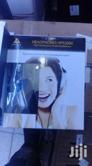 BEHRINGER HEADPHONES,HPS3000 | TV & DVD Equipment for sale in Central Region, Kampala
