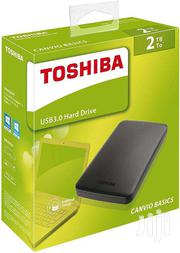 2 TB TOSHIBA External Portable 2TB Hard Disk | Computer Hardware for sale in Central Region, Kampala