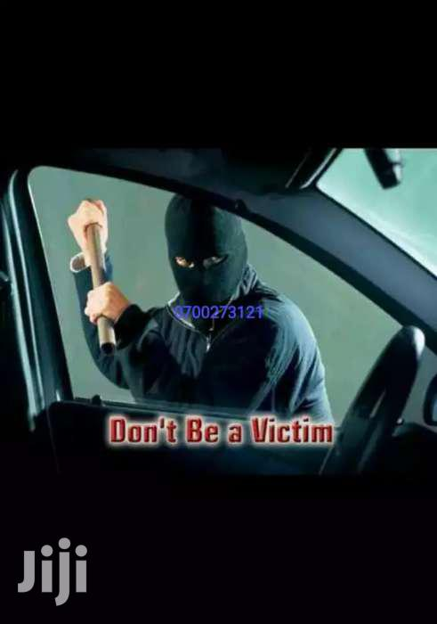 Don't Be A Victim. Car Security Alarm