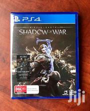 Shadow Of War Ps4 | Video Game Consoles for sale in Central Region, Kampala