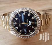 Rolex In Golden Color And Stones. | Watches for sale in Central Region, Kampala