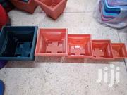 Squared Flower Pots At Wholesale Price | Home Accessories for sale in Central Region, Kampala