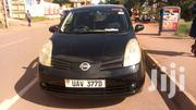 Nissan Note 2006 Black | Cars for sale in Central Region, Kampala