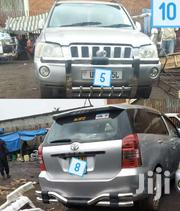 Double Car Guard .Front And Back Brand New | Vehicle Parts & Accessories for sale in Central Region, Kampala