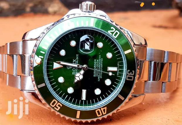 Archive: Rolex Submariner (Green Dial)