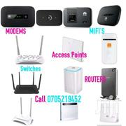 Networking Devices | Clothing Accessories for sale in Central Region, Kampala
