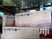 NEW LG 49inches ULTRA HD DIGITAL WEB O. S FLAT SCREEN | TV & DVD Equipment for sale in Central Region, Kampala