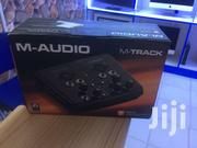 M_TRACK  AUDIO   Laptops & Computers for sale in Central Region, Kampala
