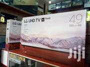 NEW LG 49inches ULTRA HD DIGITAL WEB O.S FLAT SCREEN TV | TV & DVD Equipment for sale in Central Region, Kampala