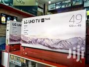 49inches LG Smart 4k UHD TV | TV & DVD Equipment for sale in Central Region, Kampala