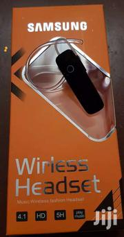 Wireless Bluetooth Headset | Mobile Phones for sale in Central Region, Kampala