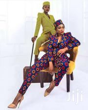 Afro Party 2 Piece Suit   Clothing for sale in Central Region, Kampala