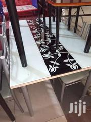 Glass Dinning Table With Chairs | Furniture for sale in Central Region, Kampala
