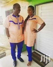 African Couple Embroidered Suits | Clothing for sale in Central Region, Kampala