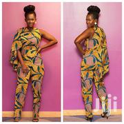 Afro Cape Dress Jumpsuit | Clothing for sale in Central Region, Kampala