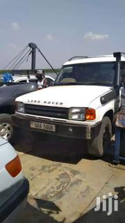Land Rover Discovery I 1999 White | Cars for sale in Central Region, Kampala