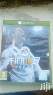 Xbox One Fifa 18   Video Game Consoles for sale in Central Region, Kampala