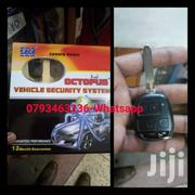 Car Alarm With Key Attached Two In One | Vehicle Parts & Accessories for sale in Central Region, Kampala