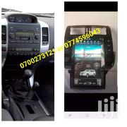 Worldwide Screen Radio Android For Prado | Vehicle Parts & Accessories for sale in Central Region, Kampala