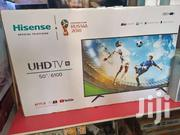 50 Inches Led Hisense Smart 4k Flat | TV & DVD Equipment for sale in Central Region, Kampala