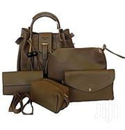 5 In 1 Celine Ladies Fraux Leather Hand Bag | Watches for sale in Central Region, Kampala