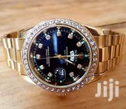 Rolex Golden Color With Stones | Watches for sale in Central Region, Kampala