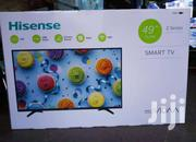 New Hisense 49inches Smart Flat Screen TV | TV & DVD Equipment for sale in Central Region, Kampala