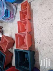 Plastic Squared Flower Pots On Cut Prices | Home Accessories for sale in Central Region, Kampala