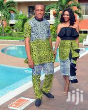 African Couple Kitengi Wear | Clothing for sale in Central Region, Kampala