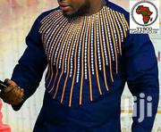 African Embroidered Suit | Clothing for sale in Central Region, Kampala