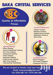 Window Cleaning By Baka Crystal Services. | Cleaning Services for sale in Central Region, Kampala